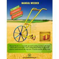 manual weeder