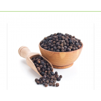 Export quality organic black pepper