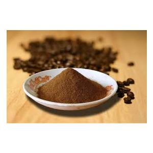 Spray dried coffee, 40% coffee and 60% chicory.jpg