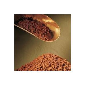 Agglomerated coffee, 70%  coffee and 30% chicory.jpg